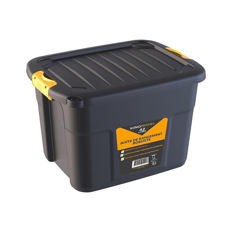 Box De Rangement Bricolage 42l