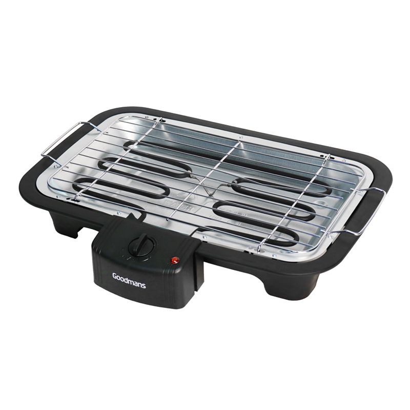 grille barbecue ronde 38 cm babou